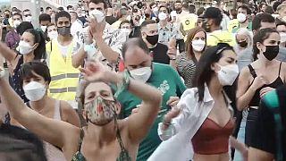 Тестовый фестиваль Cruilla в Барселоне
