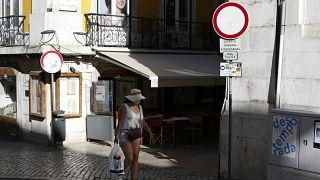 Unter anderem in Lissabon gilt eine nächtliche Ausgangssperre.