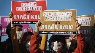 Boğaziçi Üniversitesi eylemleri / Arşiv