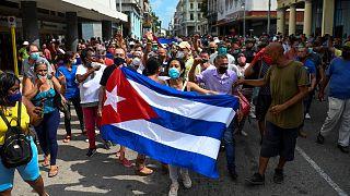 Cuba, scoppia la protesta contro la carenza di cibo