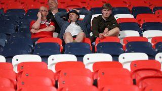 Английские болельщики разочарованы