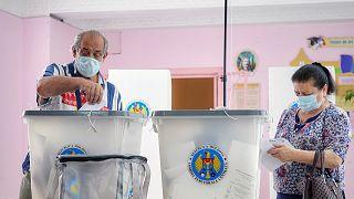 Moldova'da seçimler