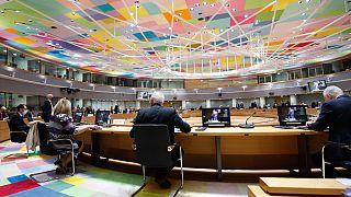 Reunião dos ministros dos Negócios Estrangeiros da União Europeia
