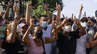 """""""Wir haben keine Angst!"""" - größter Protest seit Jahrzehnten in Kuba"""