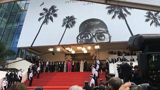 Tapis rouge du Palais des Festivals, Cannes