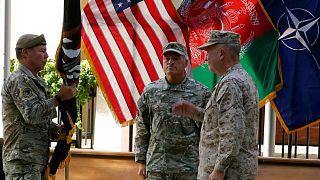 پایان مأموریت میلر، فرمانده نظامیان آمریکایی در افغانستان