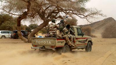 Niger : au moins 40 terroristes tués dans la region de Tillabéri
