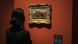 Le peintre français Eugène Delacroix à l'honneur au musée Mohammed VI