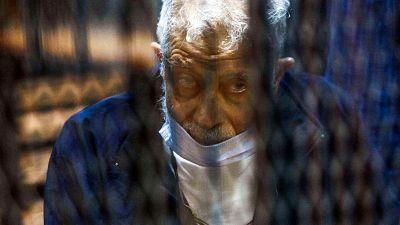 Égypte : dix figures des Frères musulmans condamnées à perpétuité