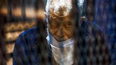 Egypt court upholds life sentences for 10 Muslim Brotherhood leaders