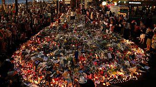 Nice terör saldırısı kurbanları anılıyor
