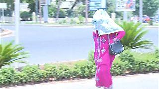 يشهد المغرب ارتفاعا في درجات الحرارة في المناطق الداخلية خلال الصيف.