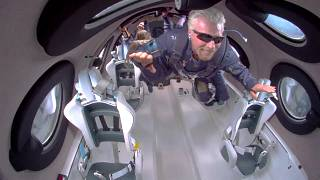 Virgin Galactic sucessfully completes first fully crewed spaceflight