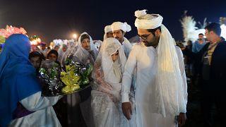 İran'da düğün