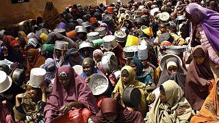 Afrika Boynuzu'nda açlık felaketi