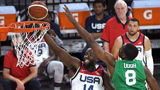 JO : les basketteurs nigérians dans la cour des grands ?
