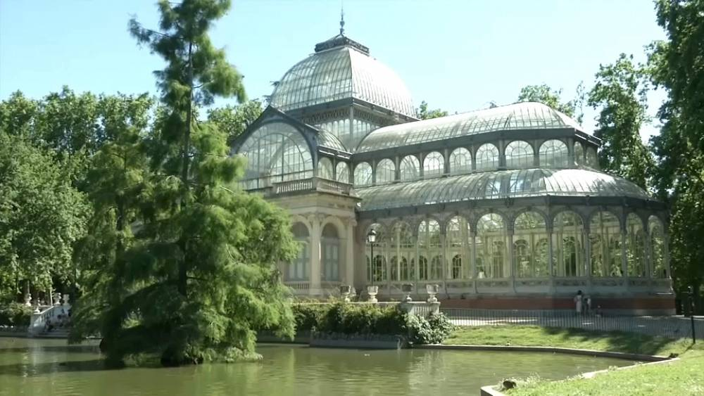 La UNESCO decide este mes si el Paisaje de la luz de Madrid se convierte en Patrimonio  Mundial | Euronews