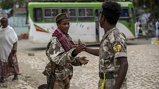 Rebel forces in Ethiopia's Tigray launch new offensive
