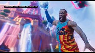 LeBron James 'Space Jam: A New Legacy' hits cinemas Friday