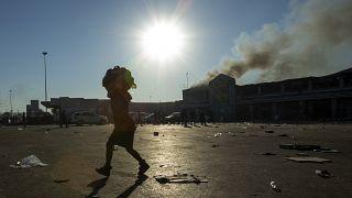 Proteste und Plünderungen: Chaos in Südafrika wegen Zuma-Inhaftierung