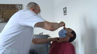 خدمات صحية منزلية في تونس لرعاية مرضى كوفيد-19