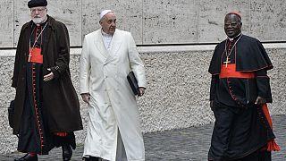 RDC : hommage du pape François au défunt cardinal Laurent Monsengwo