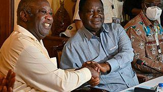 """La rencontre Gbagbo-Bédié, une """"alliance de dupes"""" selon le RHDP"""