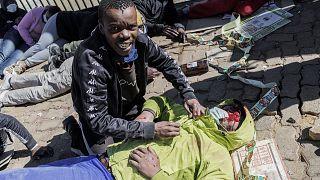 Afrique du Sud : le bilan des violences monte à 72 morts