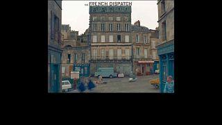 """Cannes: Wes Anderson conquista il pubblico con """"The French Dispatch"""""""