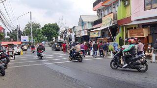 إندونيسيا - نقص في إمدادات الأكسجين لمرضى كوفيد-19