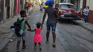 Havannai utcakép július 13-án