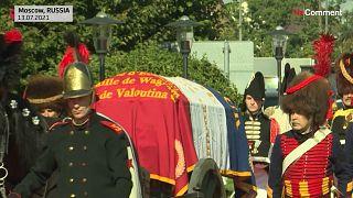 General Gudin's coffin