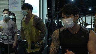 كوريا الجنوبية تحظر تشغيل الموسيقى سريعة الإيقاع في صالات التمارين الرياضية