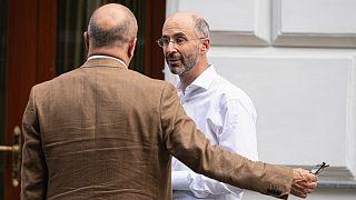 راب مالی، نماینده ویژه آمریکا در امور ایران در حاشیه مذاکرات هستهای در وین