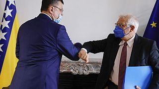 La Bosnie-Herzégovine attend toujours de pouvoir devenir candidate à l'adhésion européenne