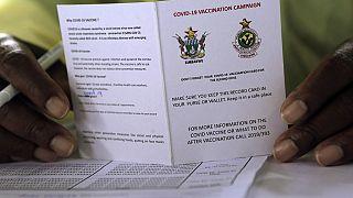 Zimbabwe : la pénurie de vaccins à Harare inquiète les habitants