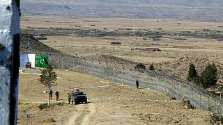 مرز افغانستان و پاکستان (عکس از آرشیو)