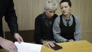 Одна из однополых пар (Ирина Федотова и Ирина Шипитько), выигравшая иск против России в ЕСПЧ