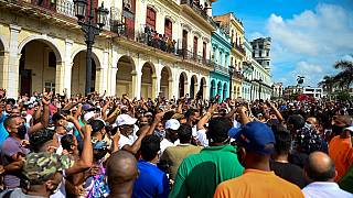 Куба без интернета и под контролем военных