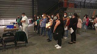 El programa de vacunación de México no ha llegado aún a los menores de 30 años