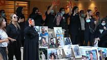 Beirut blast relatives scuffle with riot police