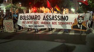 Nouvelle manifestation anti-Jair Bolsonaro au Brésil