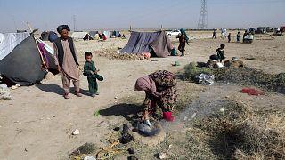 Afghanistan Fleeing the Taliban