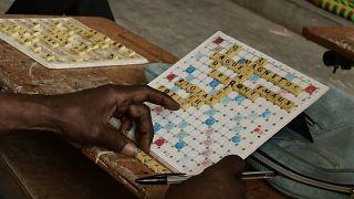 Senegal Scrabble junkies back at the board after virus hiatus