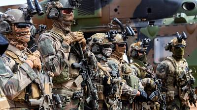 France's Sahel military force to end in early 2022
