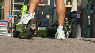 E-Scooter in Oslo