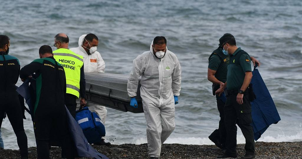 Number of migrants who died trying to reach Europe by sea more than doubles-  IOM   Africanews