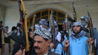 milizie afgane