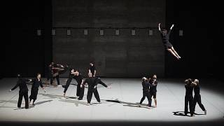 «Möbius»  - Compagnie XY, Rachid Ouramdane