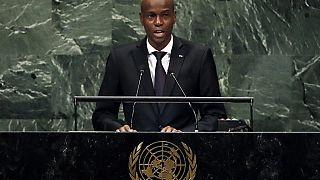 ONU : hommage au président haïtien assassiné Jovenel Moïse